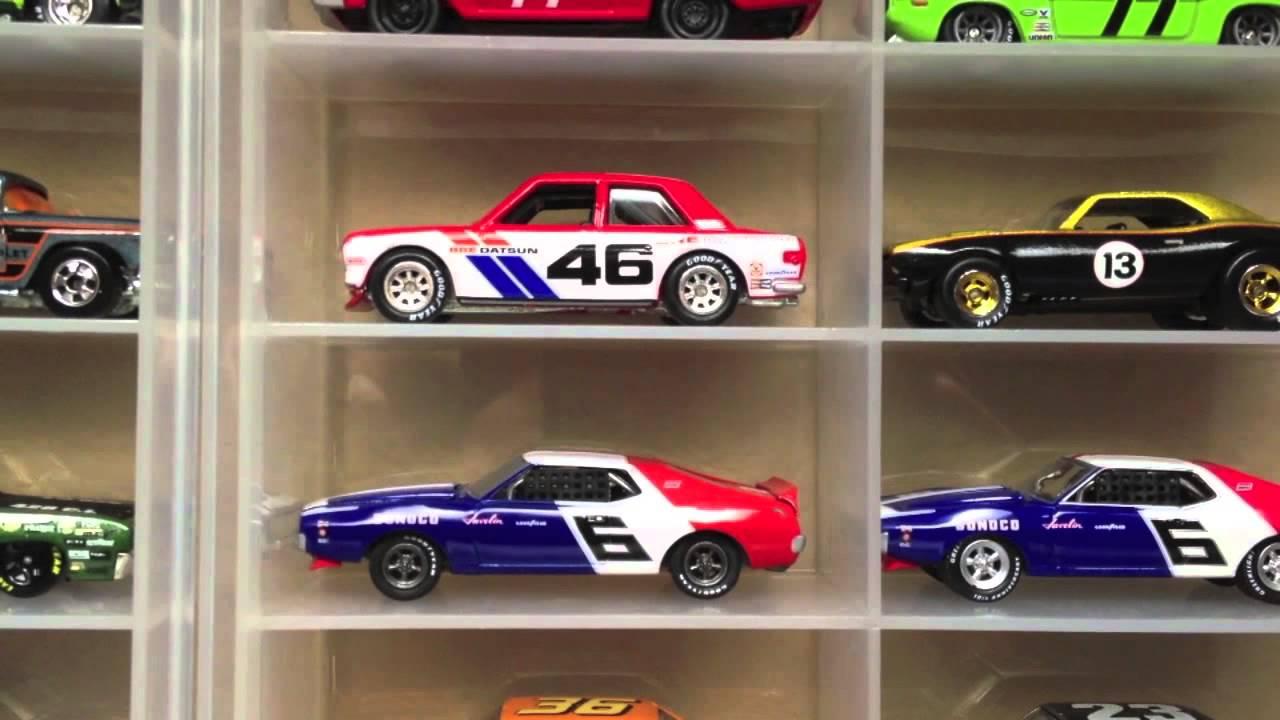 Hot Wheels Display Case Update Fall 2013 Youtube