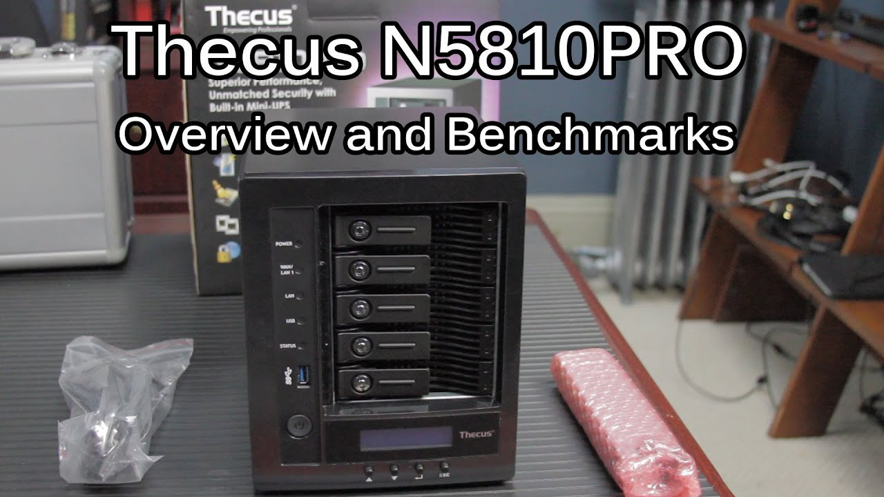 Thecus N5810 Pro - NAS - RESET Forums (homeservershow com)