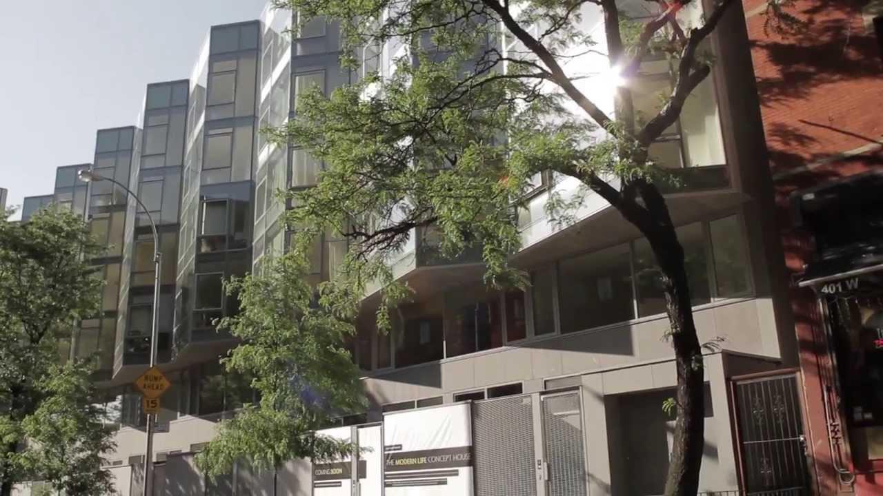 Elle Decor Presents The Modern Life Concept House 2012