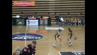 Basketball Samantha Donald Australia # 6 Gold..... Graduate 2012