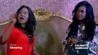 Jackie Appiah Odunlade Adekola Toyin Abraham In CELEBRITY MARRIAGE Now Showing On Congatv.com