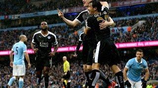 Manchester City 1-3 Leicester City   All Goals & highlights 2016