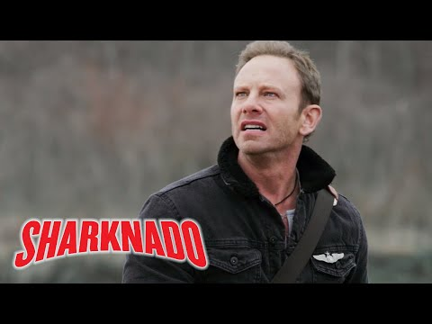THE LAST SHARKNADO: It's About Time Official Trailer | SYFY