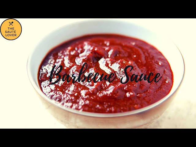 Barbecue Sauce   Easily Homemade BBQ Sauce  