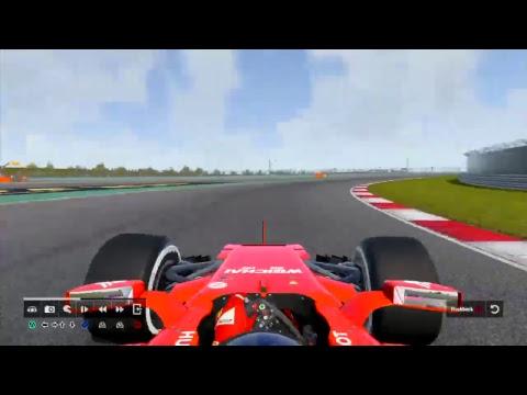 F1 2017 Dorade signe chez Ferrari ! France Paris Live PS4 en direct de Dorade1979