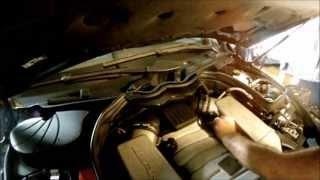 Mercedes Benz C63 Amg Spark Plug Change 1 Of 4
