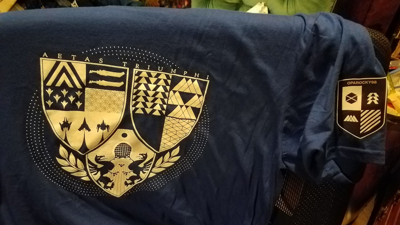Age Destiny Shirt T Of Youtube Triumph Unboxing oxWrCBed