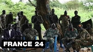 EXCLUSIF - Rencontre avec les rebelles du Soudan du Sud dans leur base de Pagak