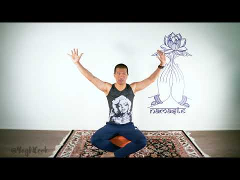 Kriya Yoga Sets & Kundalini Breathing Exercises To Balance Left and Right  Hemispheres Brain