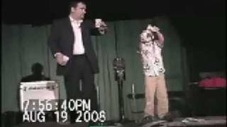 Magic Cup Trick Comedy, FUNNY!! Magic by Tony Klusmeyer