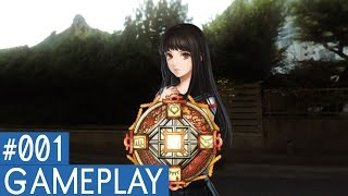 Tokyo Twilight Ghost Hunters: Daybreak Special Gigs PS Vita Gameplay #1 (PS Vita/PS3/PS4)