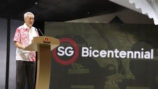 Launch of the Singapore Bicentennial