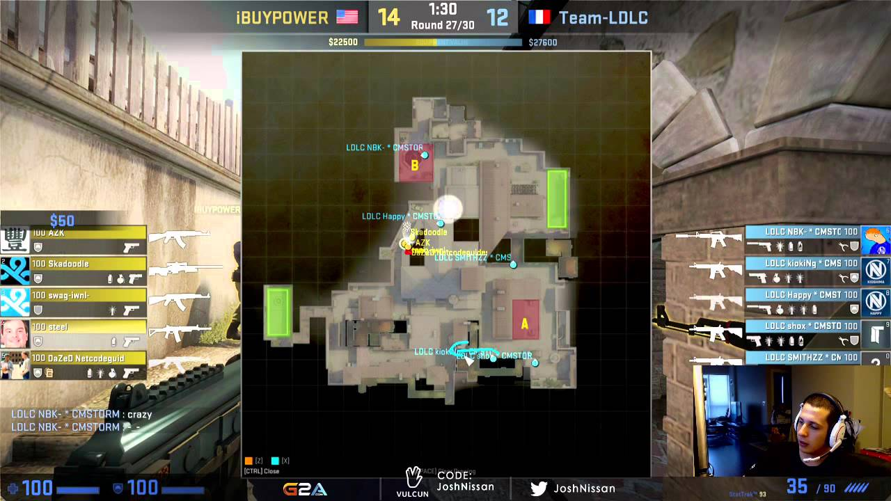 Faceit vs matchmaking