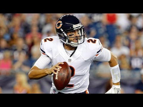 Chicago Bears NEED to stick with Brian Hoyer as Starting QB over Jay Cutler!