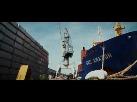 Drone film: Breakbulk in Rotterdam @ Rhenus Port Logistics