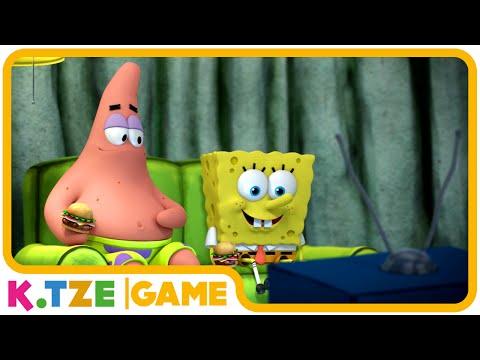 Let's Play Spongebob Schwammkopf auf Deutsch ❖ Ganze Folgen des Nintendo Wii U Spiels   Alle Folgen