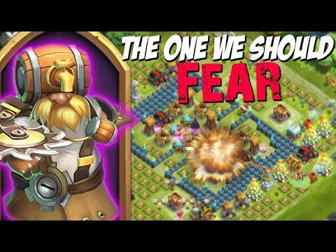 Castle Clash Never Underestimate Engineer!! (SICK Gameplay)