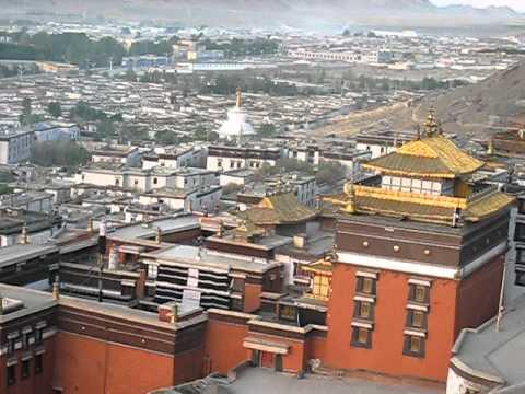 Shigatse Tibet 日喀則) གཞིས་ཀ་རྩེ་