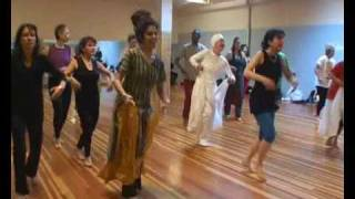 Clase de baile Afro Cubano Yemaya