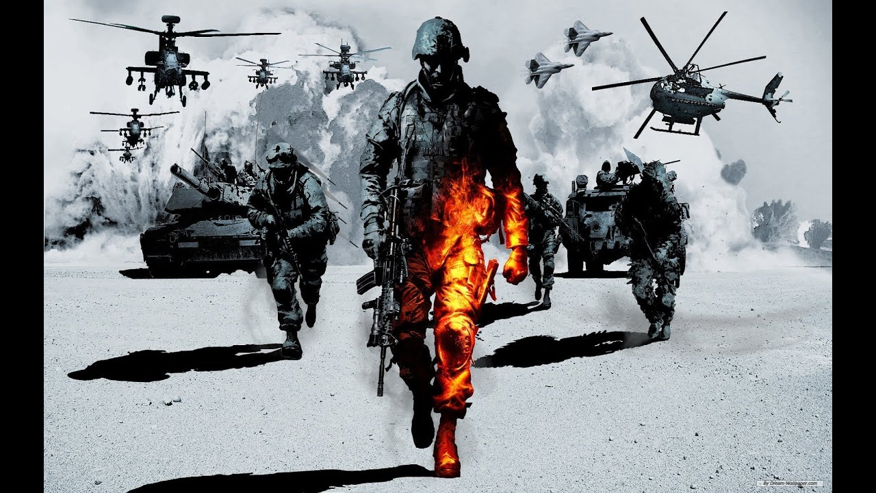 Top Military Fps Games Like Battlefield Youtube