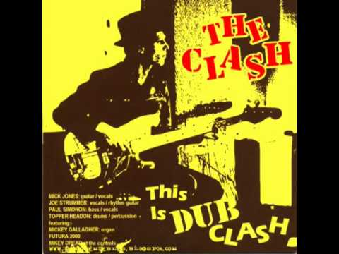 The Clash - Justice Tonight  / kick it over