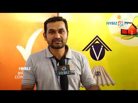 Arun Kumar from Visaka Industries | Poultry India Exhibition 2017 Hyderabad