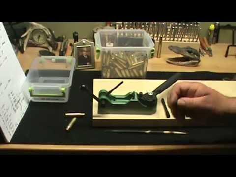 Hornady Primer Pocket Swage Tool New For 2015 Doovi