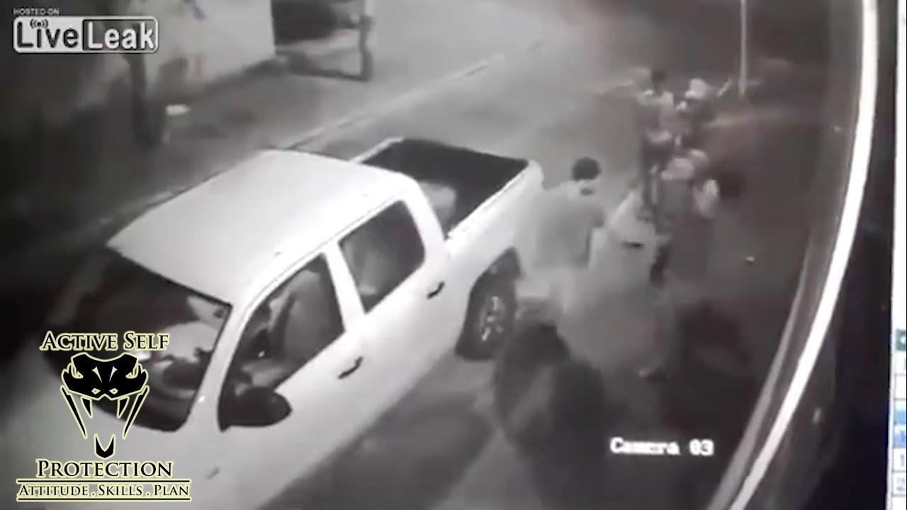 Carjacking Victim Shoots Both Carjackers Active Self Protection