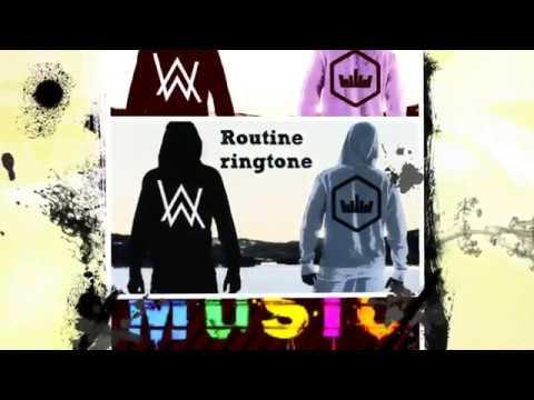 Alan Walker - Routine ( Ringtone)