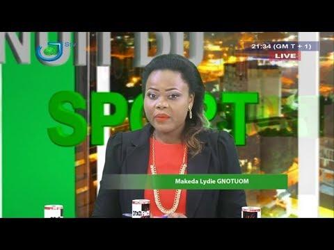 LA NUIT DU SPORT - (ZAMBIE # CAMEROUN - NORMALISATION à la FÉCAFOOT) - Mercredi 08 Novembre 2017