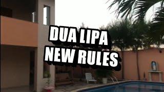 """New Rules - Dua Lipa"" | 2°F Schoolwork"