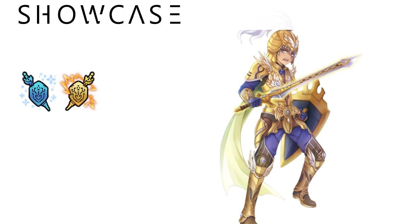 Showcase Aura Kingdom Guardian Sword And Shield Weapon Mastery Paths Amp Skills Youtube