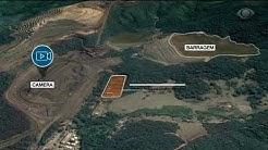 Imagens mostram rompimento da barragem em Brumadinho