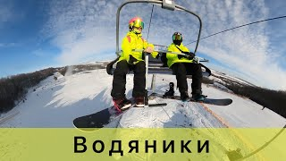 Горнолыжные курорты Украины Водяники 2021 Цены Как добраться Где покататься на сноуборде лыжах