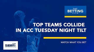 NBA & NCAAB Picks and Predictions | ACC Top Matchups & Timberwolves vs 76ers Tonight | TBS