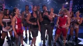 Gina Carano American Gladiators s01e08