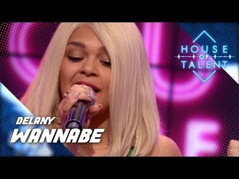 Delany doet de meest emotionele auditie ooit! - House of Talent