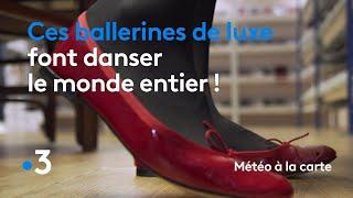 Ces ballerines de luxe font danser le monde entier ! - Météo à la carte