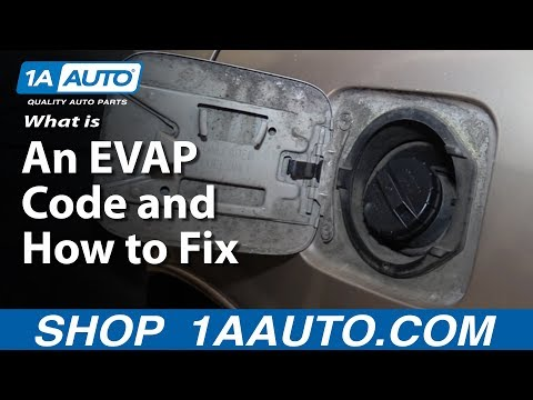 What is EVAP Code and How to Fix With Non-Locking Gas Cap