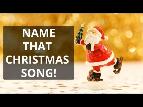 Name That Christmas Song
