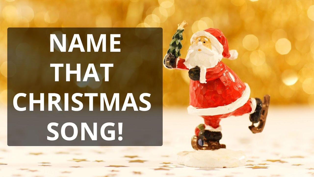 Name That Tune: Name That Christmas Song