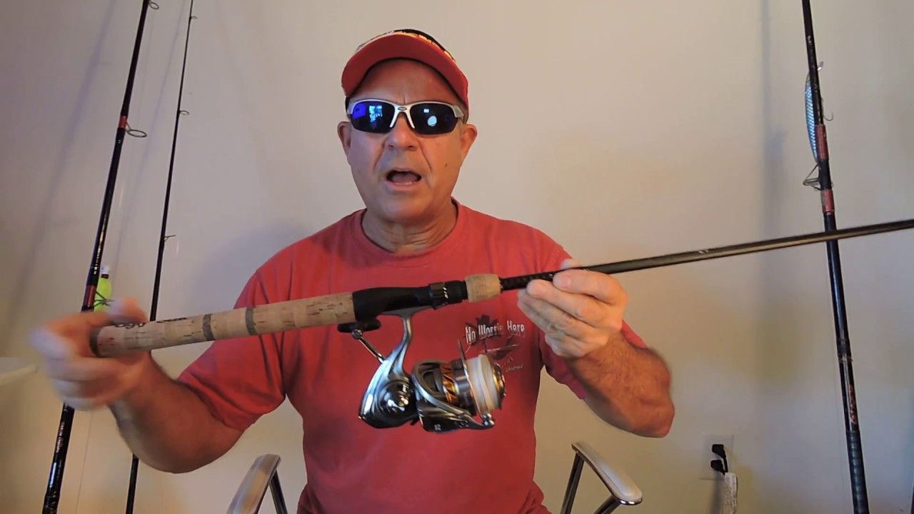 Good Fishing Rod Reel Combos I Use Fresh Saltwater Youtube