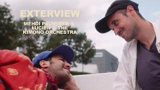 EXTERVIEW #2 - Mehdi Palmtree & Lucien & The Kimono Orchestra | LES CAPSULES @Marin D'Eau Douce