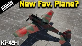 War Thunder - My New Favorite Plane!  Those Machine Gun Upgrades, Though!