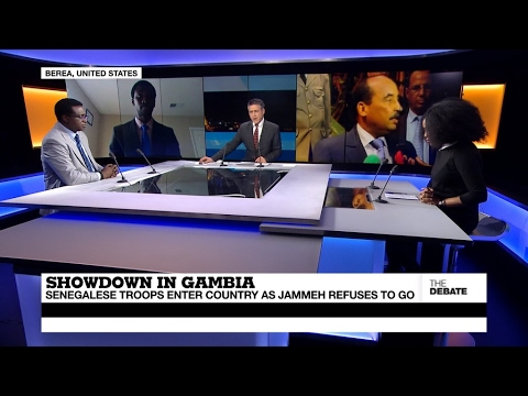 Showdown in Gambia: Senegalese troops enter as Jammeh refuses to go (part 2)
