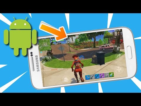 Как скачать фортнайт на android телефон