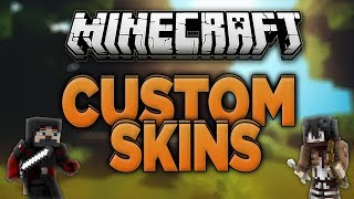 How to Change your Skin in Minecraft 1.12.2 (Cracked/Free Users)