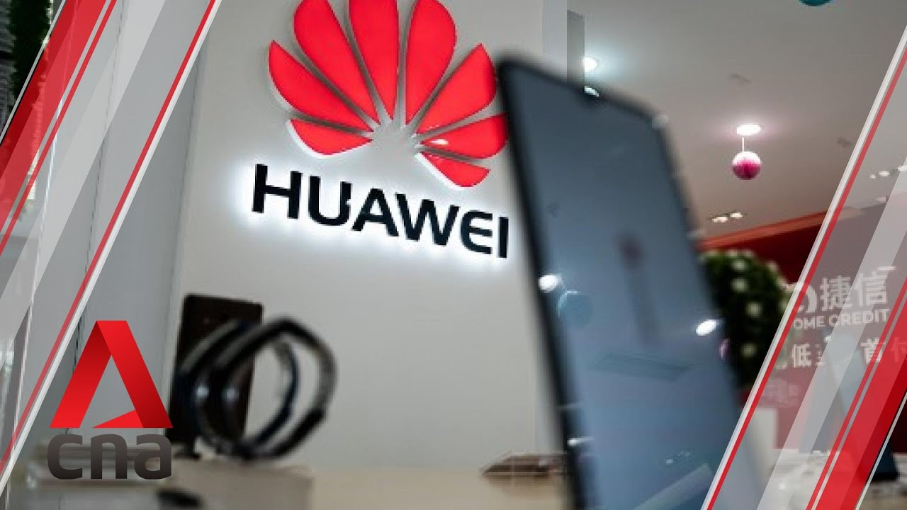 Google and Android system start to cut ties with Huawei - CNA
