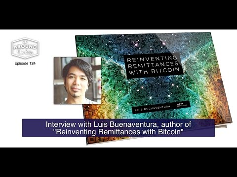 "Episode 124: Interview with Luis Buenaventura, author of ""Reinventing Remittances with Bitcoin"""