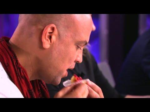 Vad är det med Quincy Jones III och hallongrottor? - Idol Sverige (TV4)